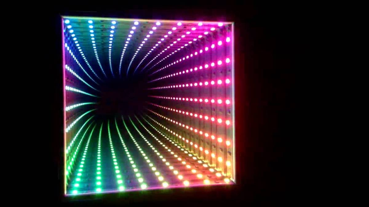 Design Review Infinity Mirror Prototype