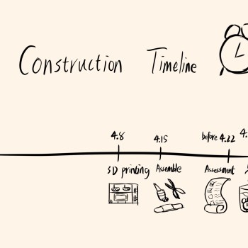 Construction Timeline 2017