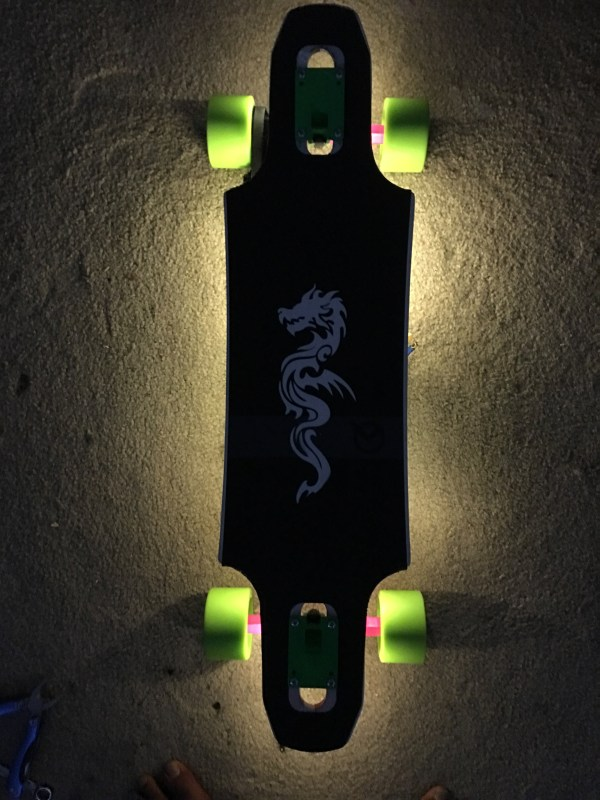 Balerion: The Electric Longboard by Siddharth Nigam