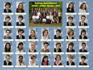 Sous album : 2006 - Photos individuelles 6T3