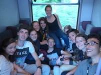 En route pour Auschwitz