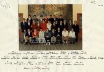 Album : 1985 1985 6T3 6T3 1984-1985 - Titulaire : Père Pilette, sj