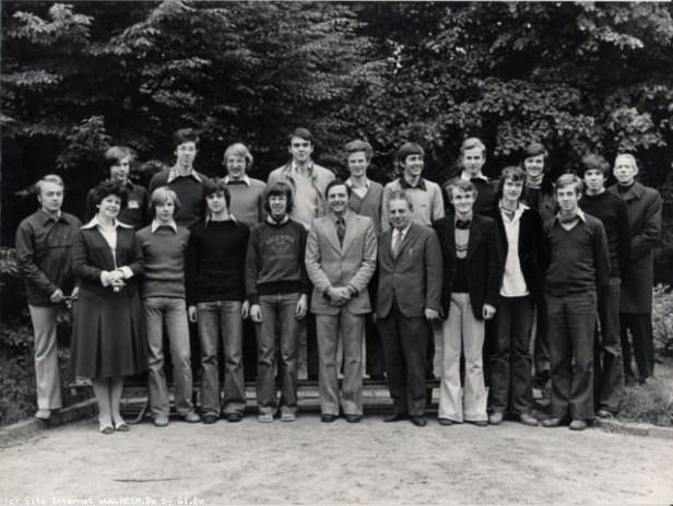 Album : 1978 1978 LS 6ème Latin-Sciences 1977-1978.