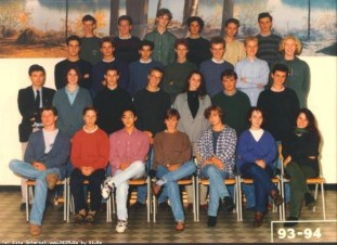 Album : 1994 1994 6T3 6T3 1993-1994 - Titulaire : Mr. Boly