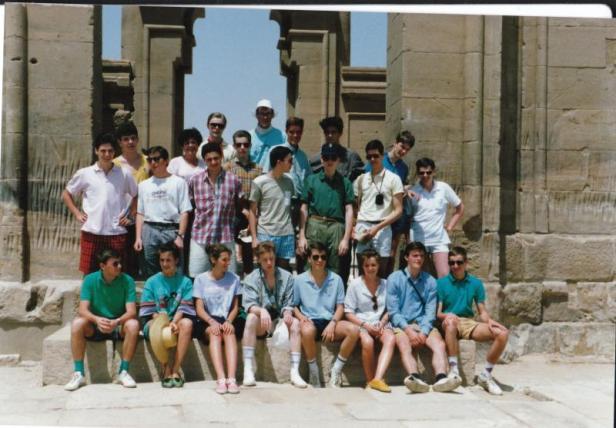 Sous album : 1988 6T4 La 6T4 en Egypte