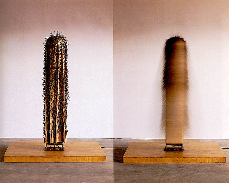 Yves Klein, Lucio Fontana and Gunther Uecker: Burning, Cutting, Nailing, Skarstedt Gallery