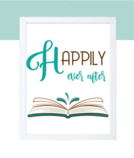 Happily Every After Nursery Decor