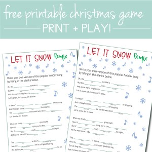 Download free fun Christmas Games on the Journey Junkies page!