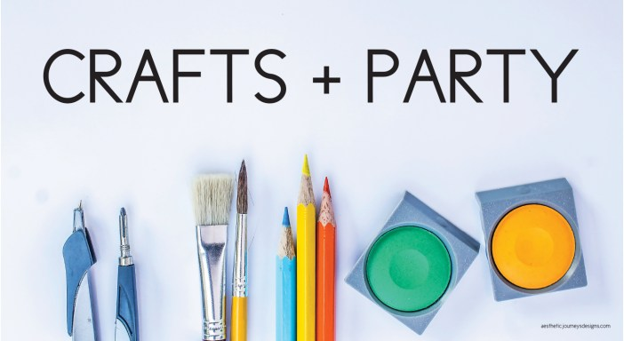 Craft & Party Resources