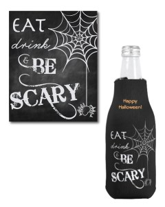 Eat, Drink, & Be Scary Drink Cooler