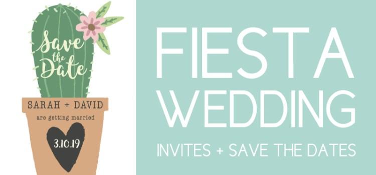 Fiesta wedding theme