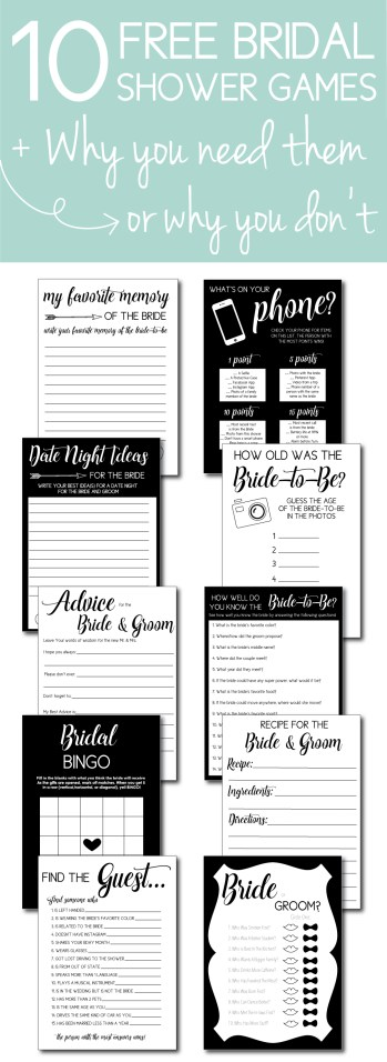 click this image to download the free bridal shower games