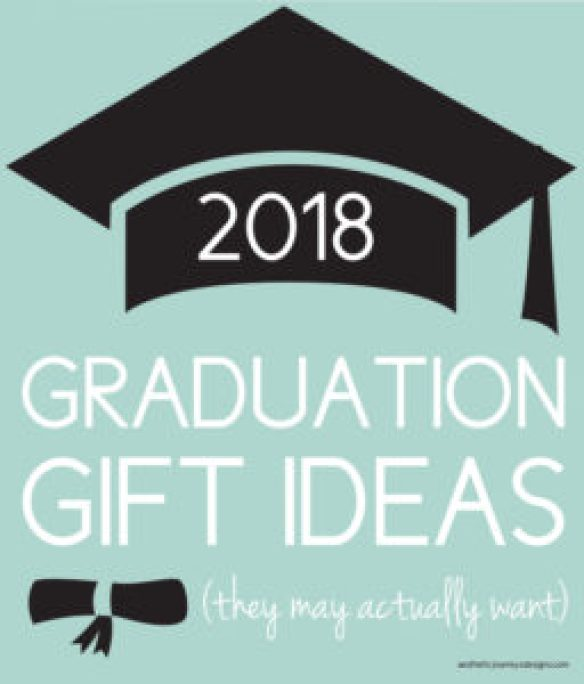 Fun Grad Gifts They Might Actually Want + Free Printable