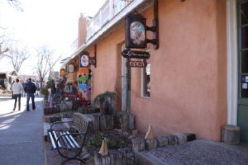 Shopping in Taos