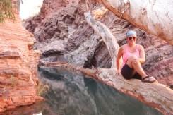 Hamersley Gorge Rock Formations
