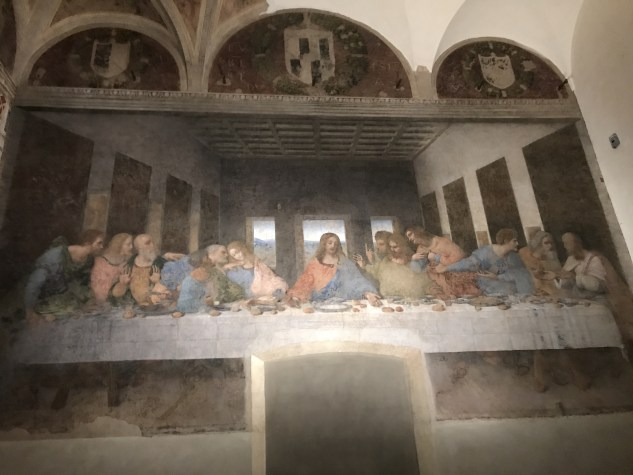 Marvel at the Last Supper in Milan