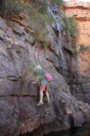 Amalia Gorge Hike in the Kimberley