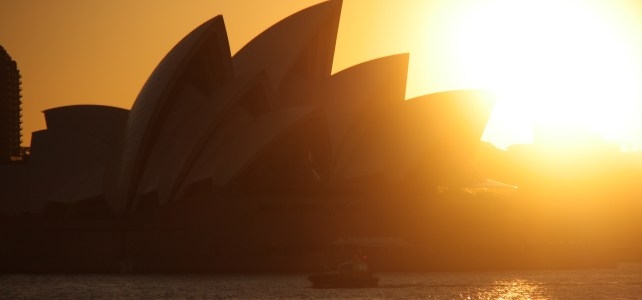 6 Sunsets You Must See in Australia (or sunrises)