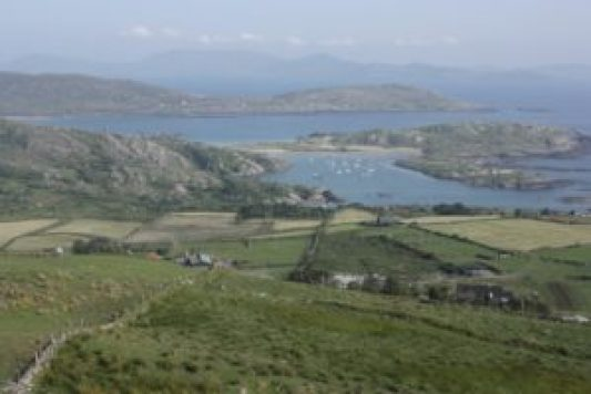 Valentia Island View, Ring of Kerry Ireland