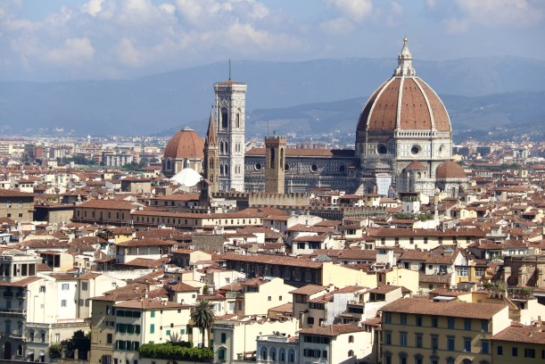 Take in the Views of Florence