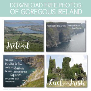 Download free photos of gorgeous Ireland on the Journey Junkies page.