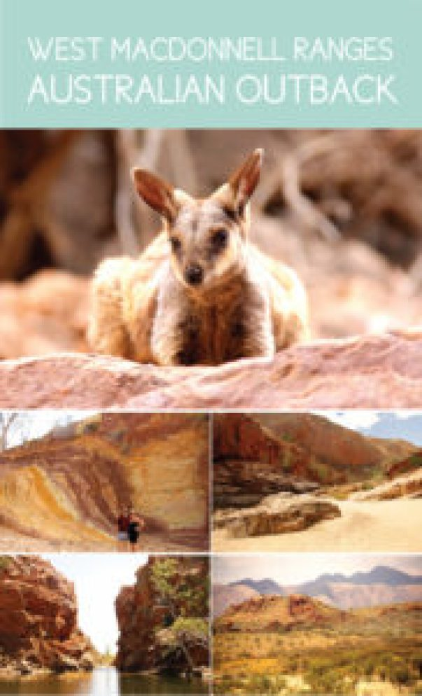 Visit the West MacDonnell Ranges