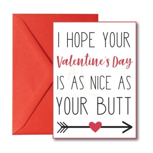 Spouse Valentine's Card