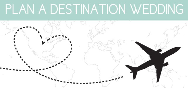Plan a Destination Wedding: Every Design You Will Ever Need + Free Guest Book