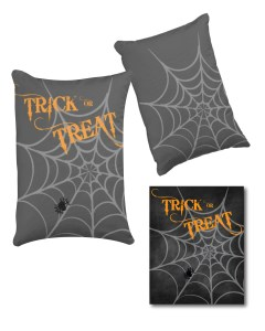 Trick-or-Treat Pillow