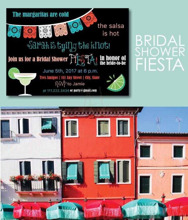 Bridal Shower Fiesta