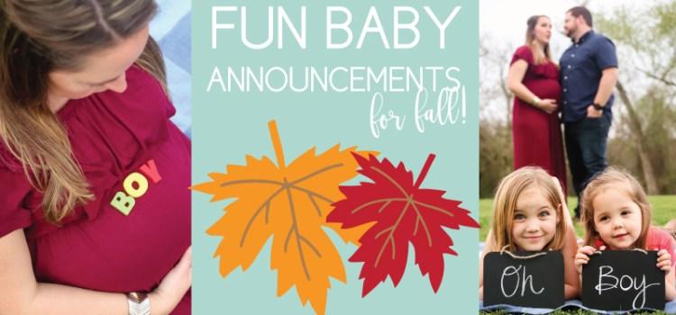 photo props for pregnancy announcements