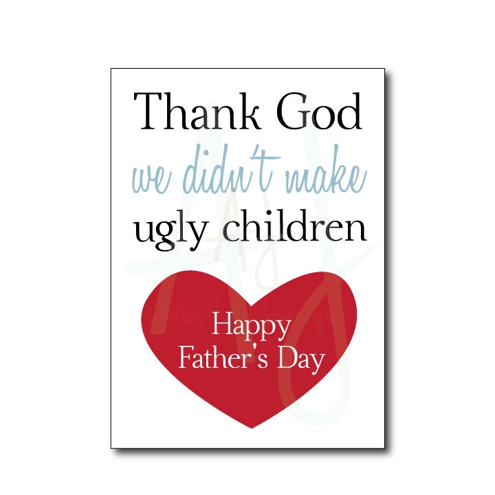 Father's Day Card from the Spouse