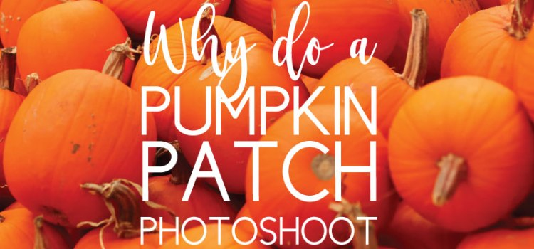reasons your family will love a pumpkin patch photoshoot