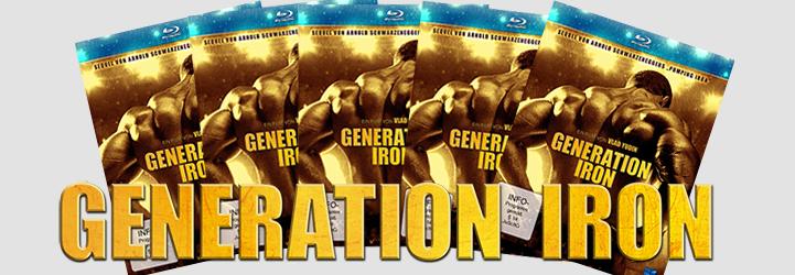 Gewinnspiel Generation Iron
