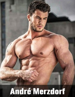Fitness Model André Merzdorf