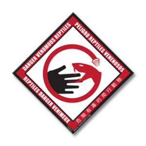 Safety Stickers & Signs