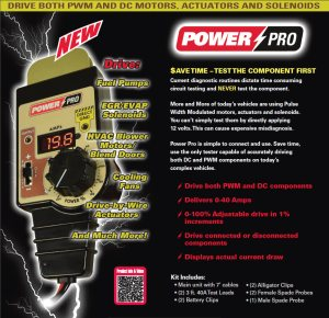 78065 Power Pro Tester