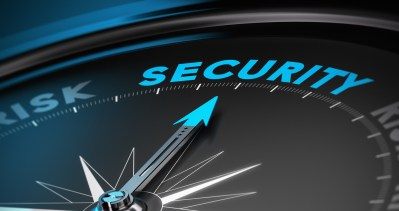 """compass with the name """"security"""""""