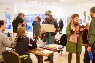 galerie d'art contemporain lightforms art center