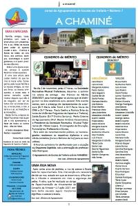 "Jornal: ""A Chaminé"" 1º Período de 2017/18"