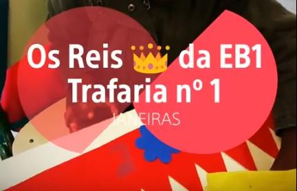 Os reis 👑 da EB1 Trafaria nº 1