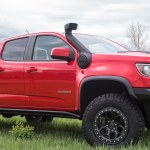 Aev Releases Colorado Parts At Overland Expo American Expedition Vehicles Aev