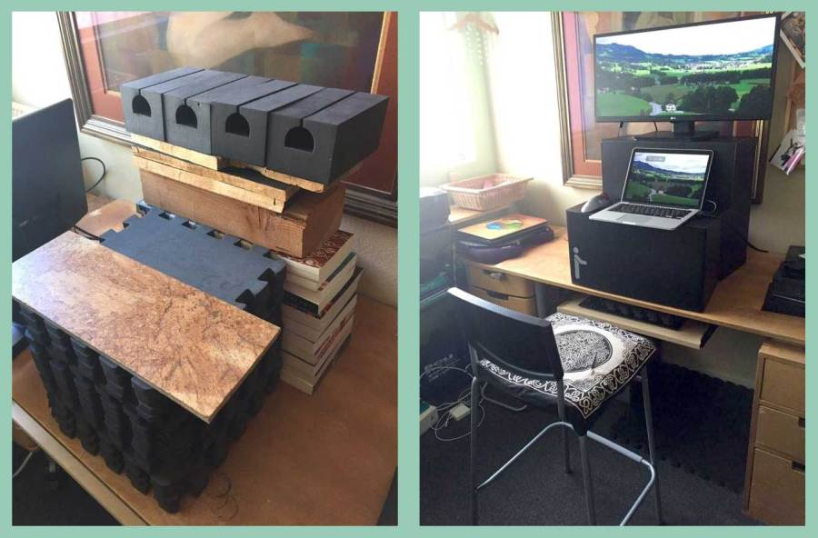Make Oristand Sturdy Standing Desk