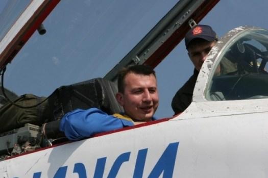 Подполковник Валерий Морозов