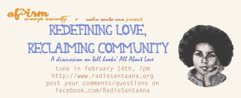 Redefining Love, Reclaiming Community