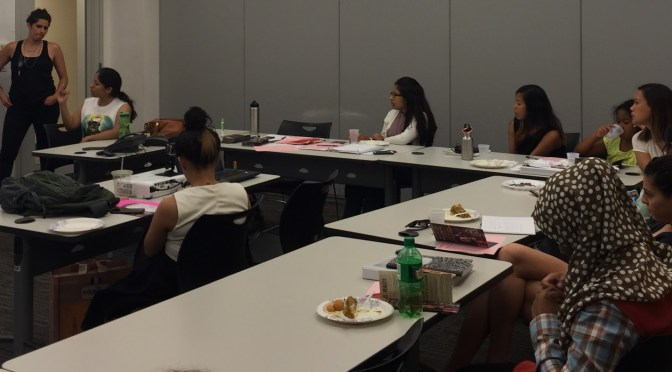 Militarism, Militarization and Its Assault on Women of Color Communities | SSoWA NYC Session 3