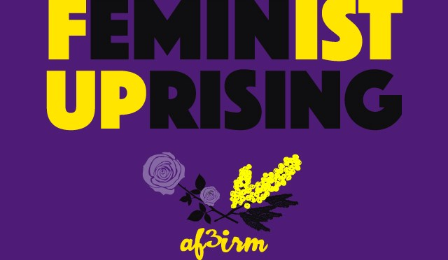 Femicide Ends Here | AF3IRM National Statement for the Presidential Inauguration and Women's March on Washington