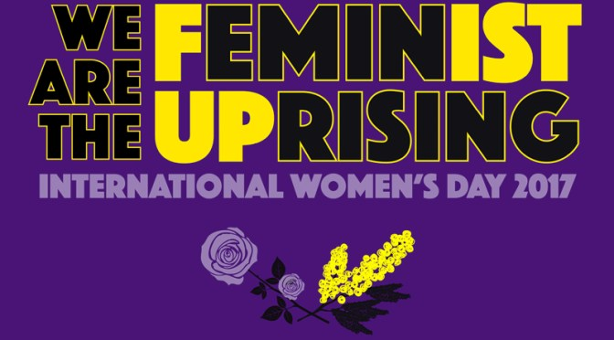 AF3IRM: Now is the Time for the Feminist Uprising!