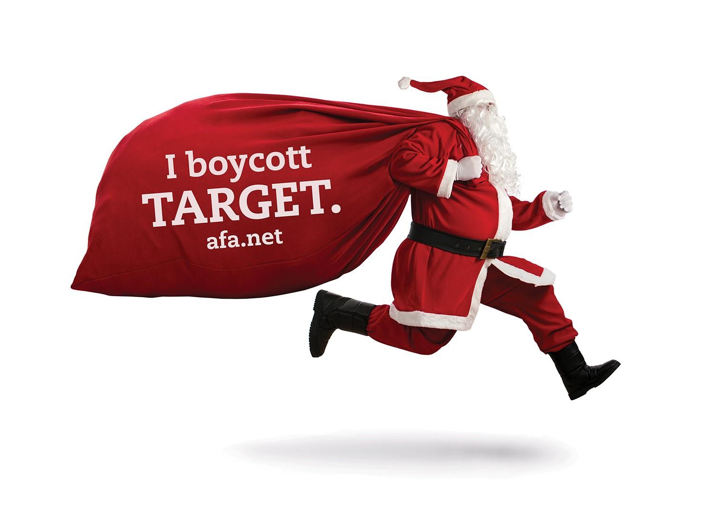Three convincing reasons to boycott Target this Christmas