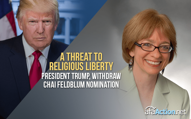 Tell President Trump to withdraw liberal EEOC nomination